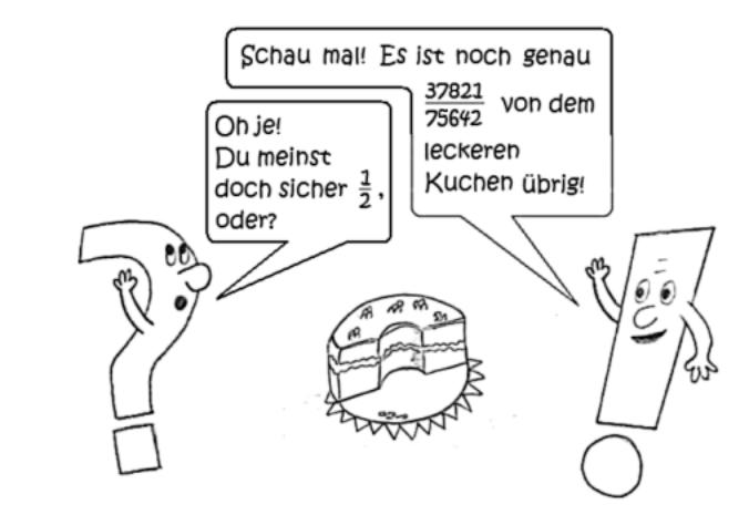 atfd / Bruchrechnen - spielerisch wiederholt