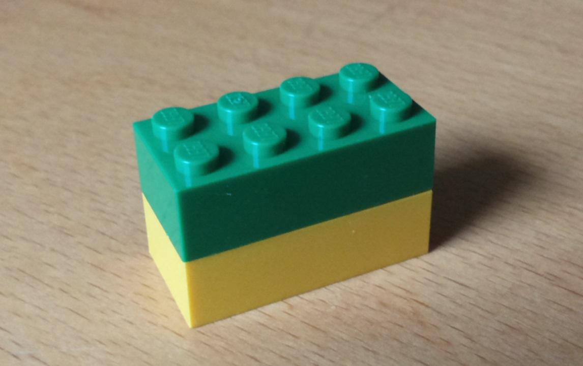 atfd / Brüche mit Lego